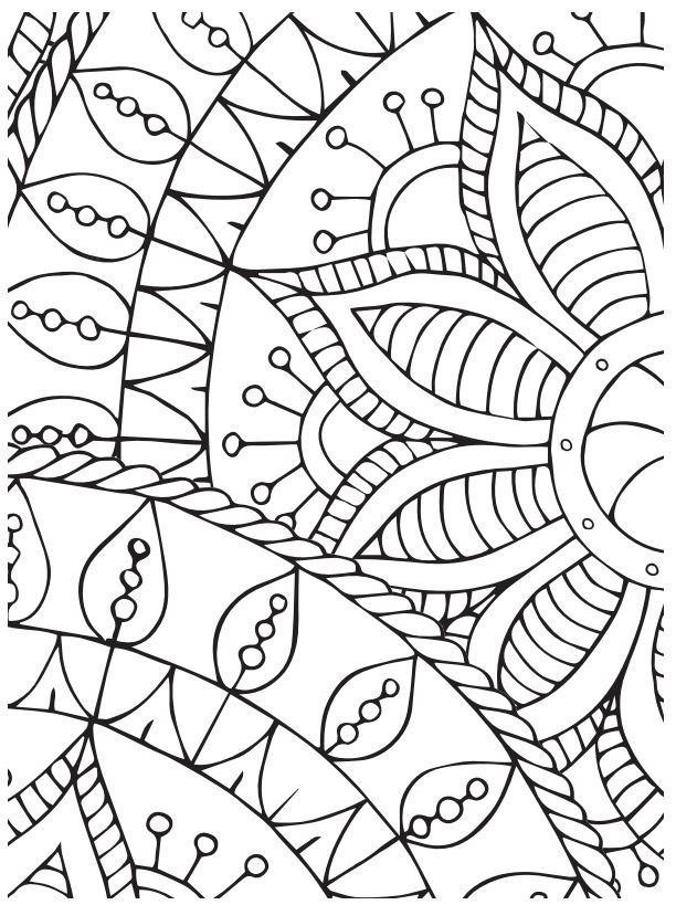 Libros Para Colorear Mandalas - $ 5.49 en Mercado Libre