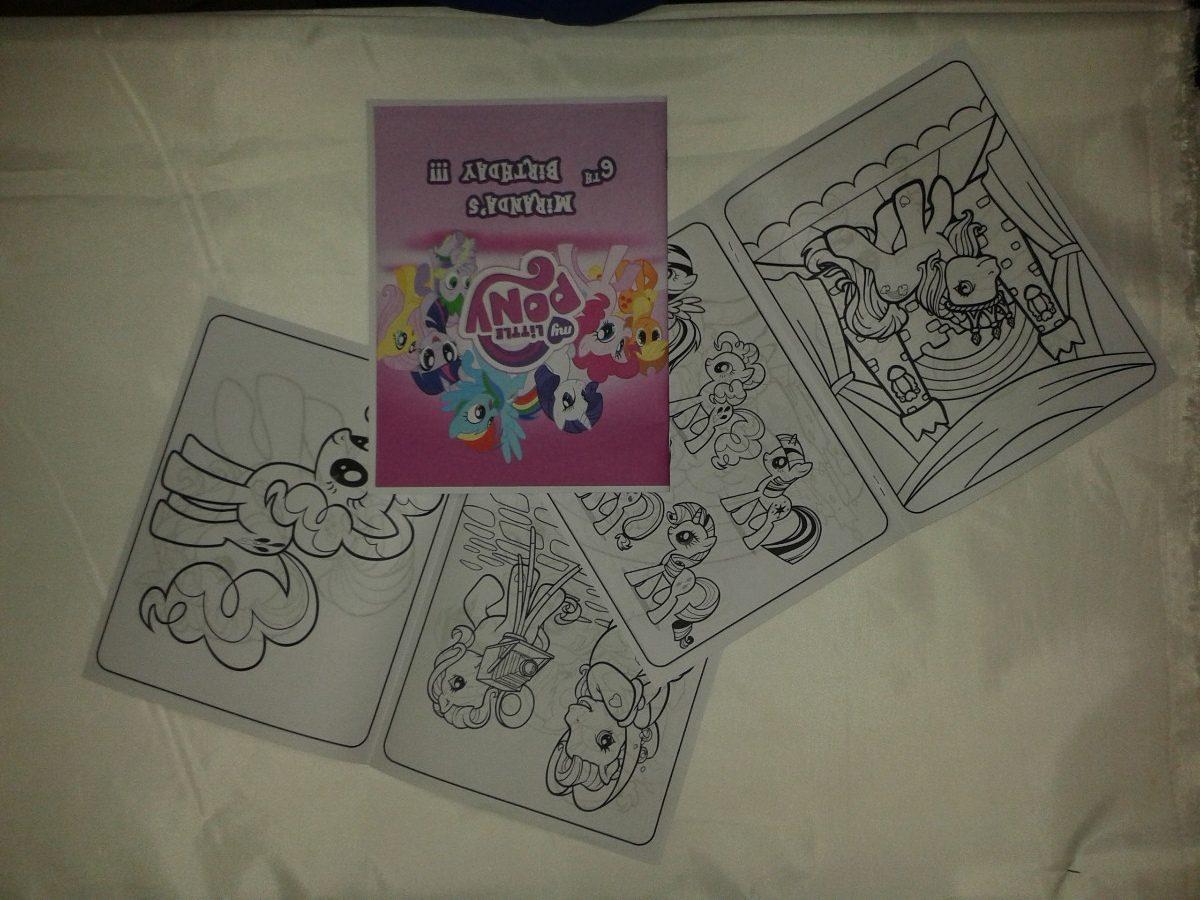 Libros Para Colorear Personalizados - Bs. 400.000,00 en Mercado Libre