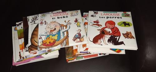 libros para niños  mi primera enciclopedia larousse