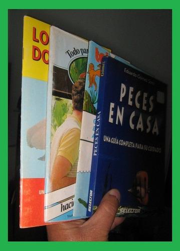 libros, peces peces