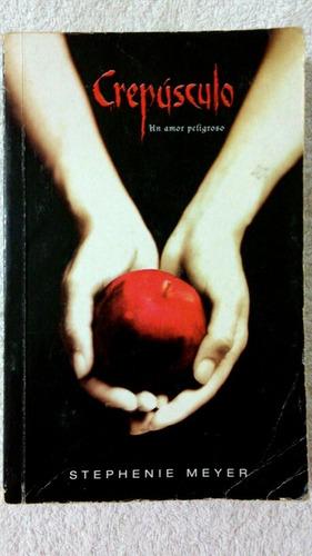 libros saga crepúsculo de stephenie meyer