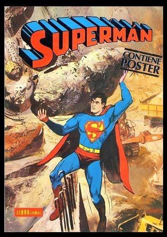 libros superman