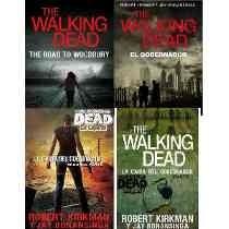 libros the walking dead libros
