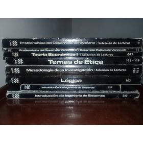 Libros Una - Universidad Nacional Abierta