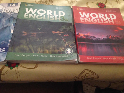 libros world english cevaz