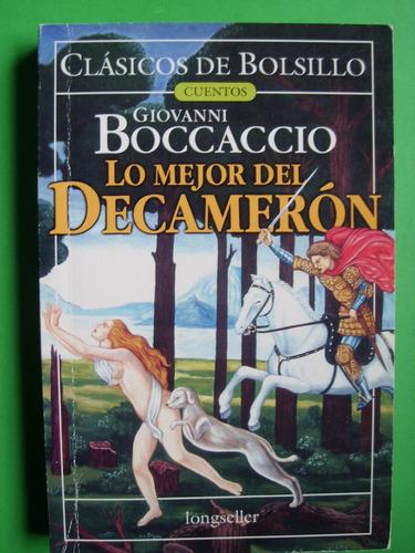 libros,4- el gatopardo, muerte en venecia, decamerón, proust