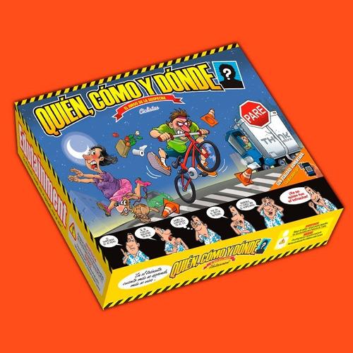 librosderol - juego quién, cómo y dónde - ciclistas cluedo