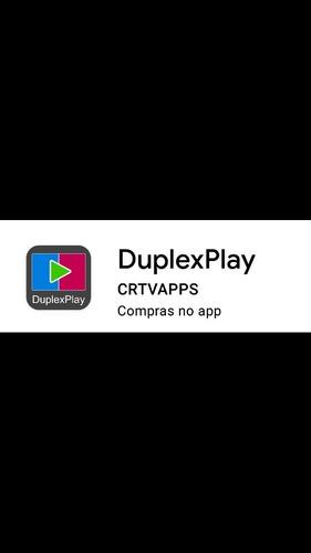 licença duplex play