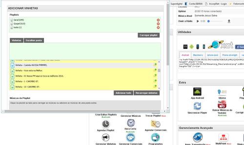 licença voxtream para seu servidor dedicado ou vps