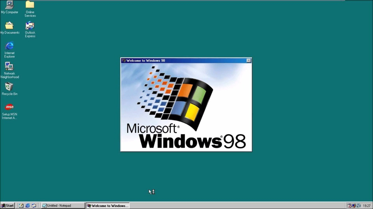 Licença Windows 98, Second Edition Original