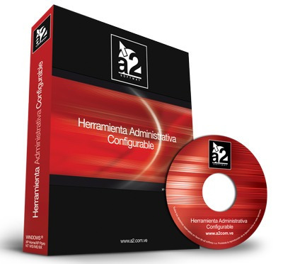 licencia a2 herramienta administrativa configurable