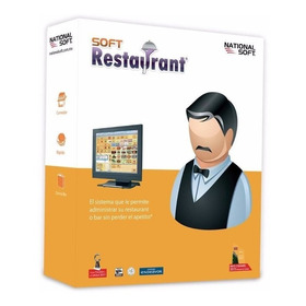 Licencia De Caja Soft Restaurant Standard Version 9.5 Sin Li