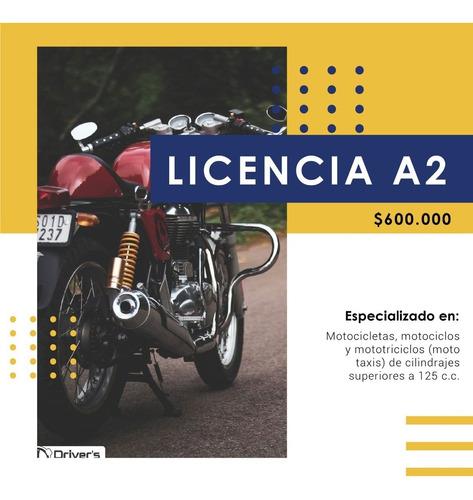 licencia de conduccion