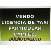 licencia de taxi 2006 a 2017 (m)