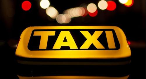 licencia de taxi 2007 (m)