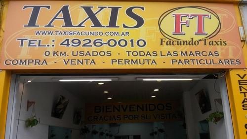 licencia de taxi 2012- m
