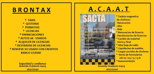 licencia de taxi  2016  financiada 24 de $10700 disponible