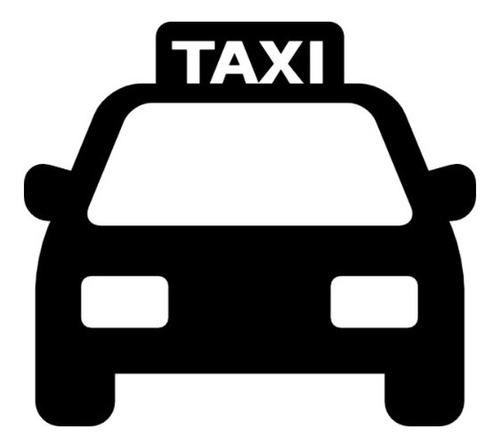 licencia de taxi caba 2013 / 2015 / 2018