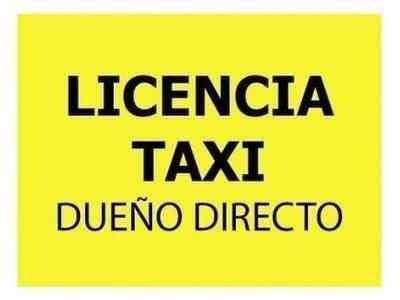 licencia de taxi caba particular urgente año 2013