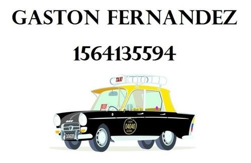 licencia de taxis