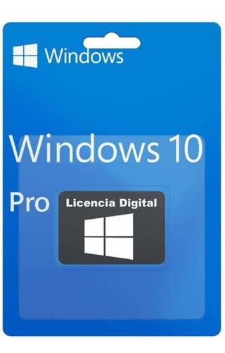 licencia de windows
