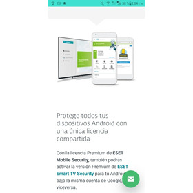 Licencia Eset Mobile Para Android