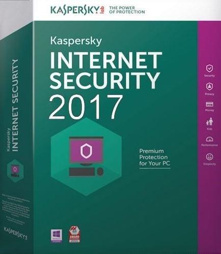 licencia kaspersky internet security 2017 5 pc 1año original
