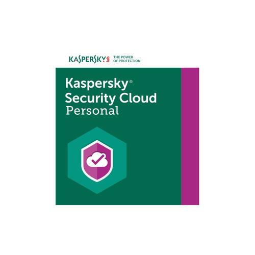 licencia kaspersky security cloud personal 5 disp 1 año