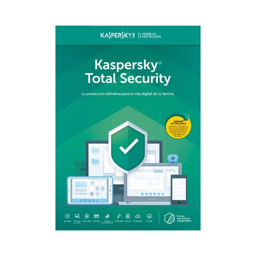 licencia kaspersky total security 1 dispositivo 2 años digit