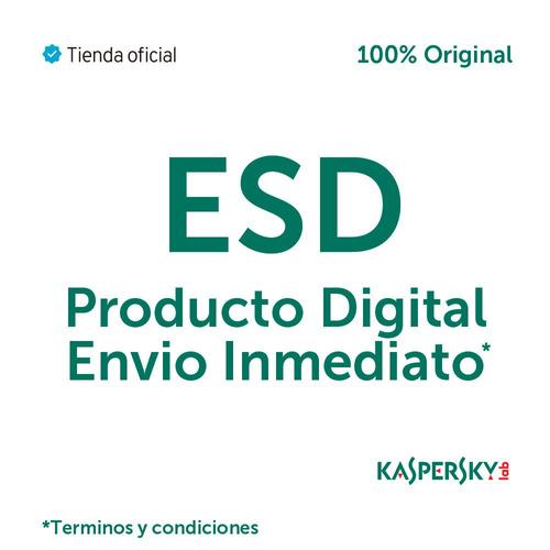 licencia kaspersky total security 1 dispositivo 3 años digit