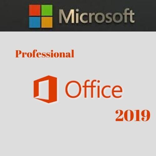 ****licencia office 2019 pro plus***