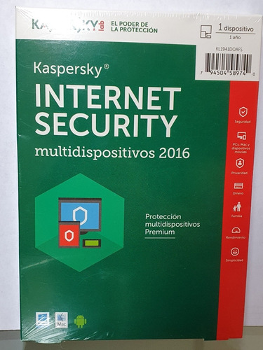 licencia office home and business 2019 y antivirus kaspersky