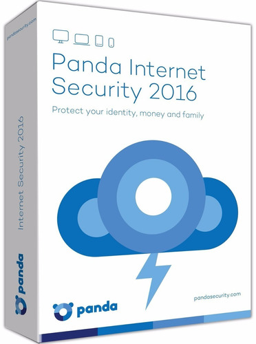 licencia  panda internet security 2016  una 1pc  un 1año
