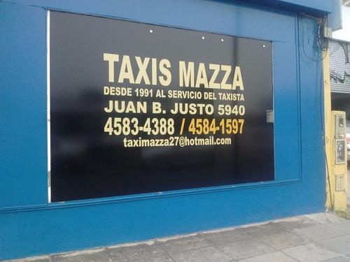licencia taxi caba 2011 vendo