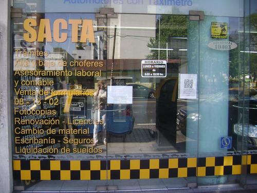 licencia  taxi  financiado