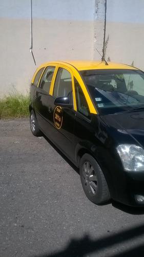licencia taxi y meriva 2009 diesel 1.7td gls;titular directo