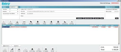 licencia valery® estándar + instalación gratis online