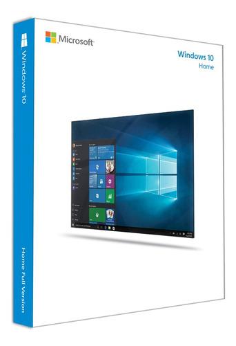 licencia windows 10 home online 32-64bits multilenguaje nnet