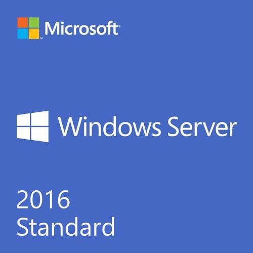 licencia windows server 2016 16 core std