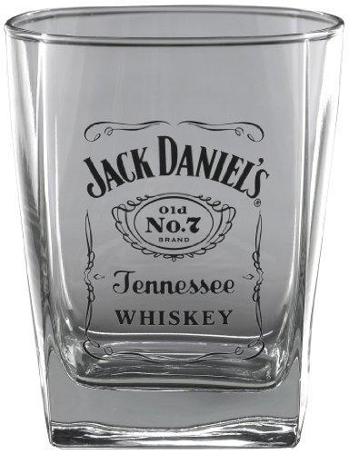 licenciado barware label logo double old fashioned vidrio d