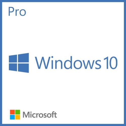licenciamiento original windows 10 pro