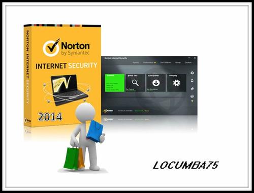 licencias antivirus norton internet security 1 año x 1 pc