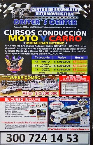 licencias de conducción en 10 días
