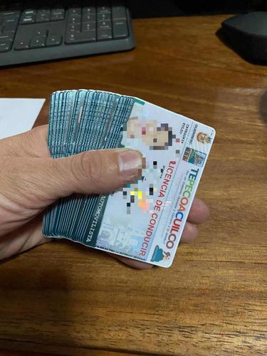 licencias de conducir, manejo precio a gestor