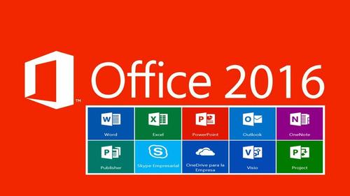 licencias office 2016