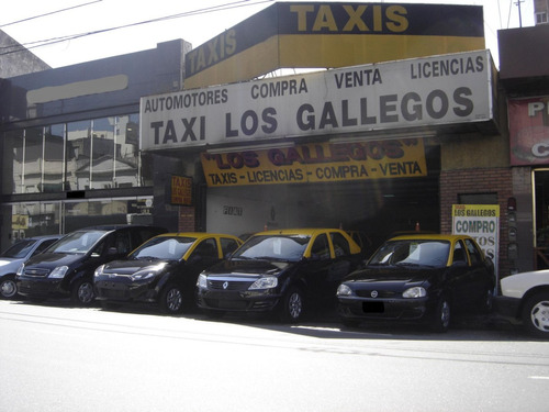 licencias y taxis- los gallegos- anticipo ó 100% financiado.