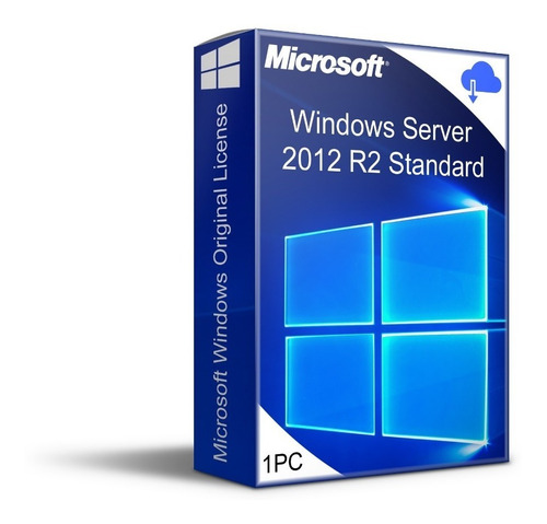 license win server 2012 r2 standard, 1 pc