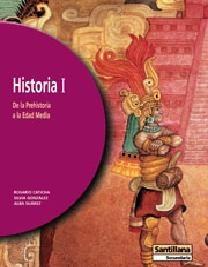 liceo santillana historia 1 prehistoria a la edad media