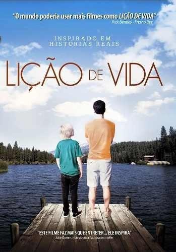 lição de vida dvd  graça filmes  lançamento   original