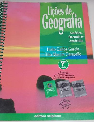 lições de geografia 7º série helio garcia tito garavello